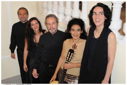 Família Assad 2011